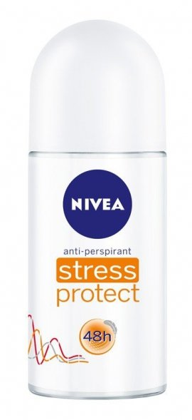 Nivea Dezodorant STRESS PROTECT roll-on damski  50ml