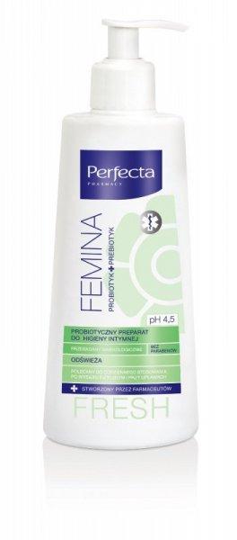 Dax Cosmetics Perfecta Femina Płyn do higieny intymnej Fresh ph 3,5