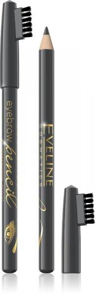 Eveline Eyebrow Pencil Kredka do brwi - szara  1szt