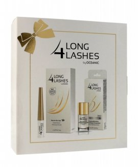 Long 4 Lashes Zestaw prezentowy (serum do rzęs 3ml+serum do paznokci 10ml)