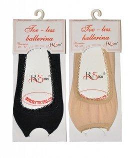 Baletki Risocks Toe-less art.5692211