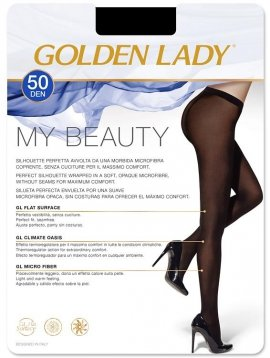Rajstopy Golden Lady My Beauty 50 den