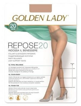 94329159ae6 2-s 3-m 4-l 5-xl · Rajstopy Golden Lady Repose 20 den