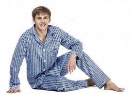 Piżama Kuba Flanela M-3XL