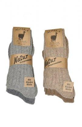 Skarpety Wik Alpaka Wolle 20900 A'2