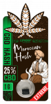 Hash CBD 25% Moroccan Euphoria