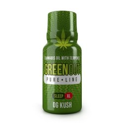 Green Out Pure XL O.G. Kush SLEEP – Ekstrakt Premium 400mg