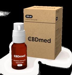 CBDmed 15% Hempoil 1500mg CBD