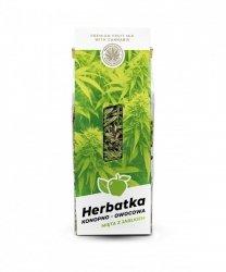 Herbatka konopno owocowa MIĘTA Z JABŁKIEM 45g