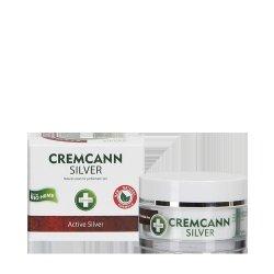 Krem CremCann Silver ze srebrem koloidalnym 15 ml