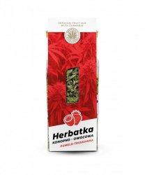 Herbatka konopno owocowa POMELO - TRUSKAWKA 45g