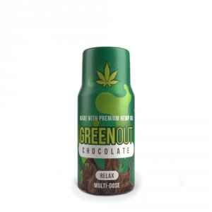 Green Out Relax Chocolate – Ekstrakt Premium 200mg