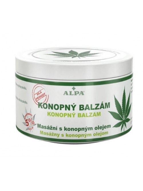 Alpa krem balsam maść konopna 250 ml przeciwbólowa