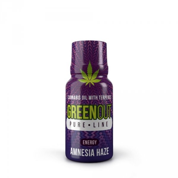 Green Out Pure Mini Amnesia Haze ENERGY – Ekstrakt Premium 200mg