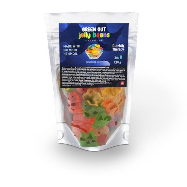Green Out Jelly Beans – Ekstrakt Premium 200mg