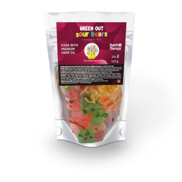 Green Out Sour Bears – Ekstrakt Premium 200mg