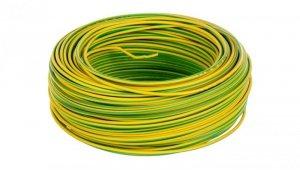 Przewód OLFLEX HEAT 125 SC 1x1,5 żółto-zielony 1235000 /100m/