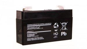 Akumulator ołowiowy AGM 6V 1,3Ah XTREME 82-203#
