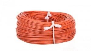 Przewód silikonowy OLFLEX HEAT 180 SiF 1x0,75 pomarańczowy /100m/