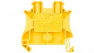 Listwa zaciskowa 2-przewodowa 0,14-6mm2 żółta UT 4 YE 3045114 /50szt./