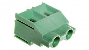 Złączka dopłytek drukowanych 2P 0,2-4mm2 1pin/biegun zielona MKDS 5/ 2-9,5 1714971 /50szt./