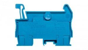 Złączka szynowa 2-przewodowa 4mm2 niebieskie PT 2,5 BU 3209523 /50szt./