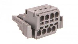 Gniazdo MCS-MIDI Classic 4-biegunowe szare raster 5mm 231-2104/037-000  /50szt./