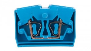 Złączka wewnętrzna 2-przew. 2,5mm2 niebieska 264-324 /100szt./
