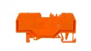 Złączka 3-przewodowa 1,5mm2 pomarańczowa 279-682 /100szt./