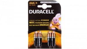 Bateria alkaliczna LR03 / AAA Basic DURACELL 4520104 /4szt./