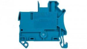 Złączka szynowa 2-przewodowa 4mm2 śrubowa/wtykowa niebieska UT 4/ 1P BU 3045596 /50szt./