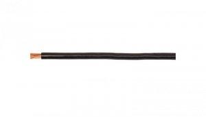 Przewód instalacyjny H07V-K (LgY) 2,5 czarny /100m/