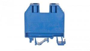 Złączka szynowa gwintowa 10mm2 niebieska VS 10 PA N 003901102