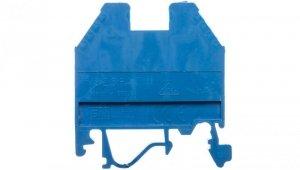 Złączka szynowa gwintowa 2,5mm2 niebieska VS 2,5 PA N 003901001