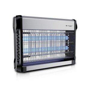 Lampa Owadobójcza V-TAC 2x10W 80m2 397x93mm VT-3220