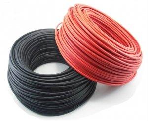 Kabel fotowoltaiczny BiT 1000 solar 1x4 0,6/1kV czerwony S66462.05 /bębnowy/