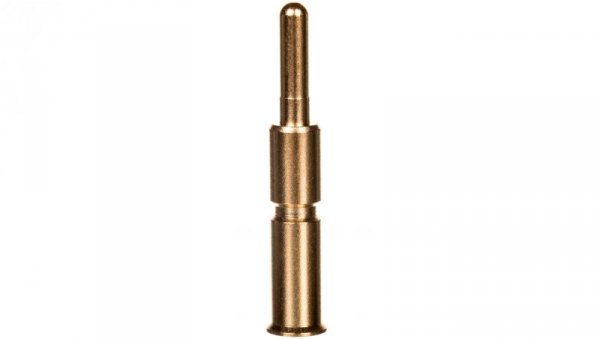 Styk męski zagniatany EPIC M23 SCEM 2mm AU 1.0-2.5 72401000