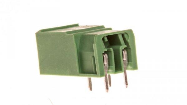 Gniazdo pinowe 2P 630V 20A zielone PC 4/ 2-G-7,62 1804797 /50szt./