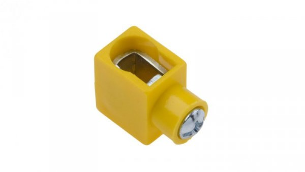 Złączka rozgałęźna 1x2,5mm2 żółta 0940-04
