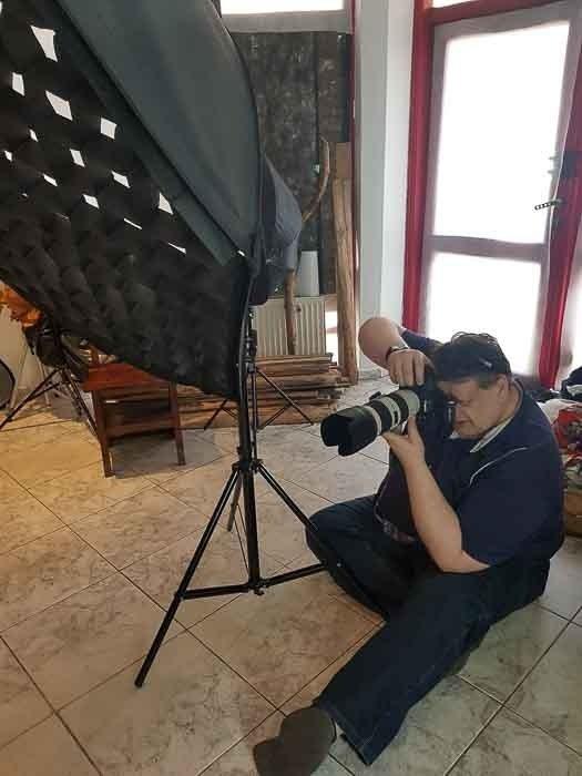 Rezerwacja - szybka sesja fotograficzna w studiu w Toruniu