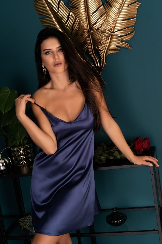 Mirdama Navy Blue LC 90519 Est Belle Collection rozmiar - M