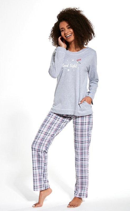 Piżama Cornette 679/254 Good Night damska