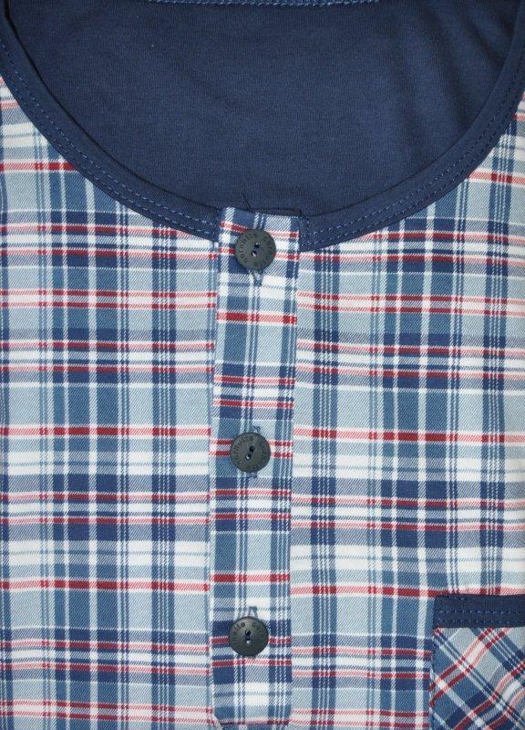 Koszula nocna Cornette 109/02 krótki rękaw S-2XL męska