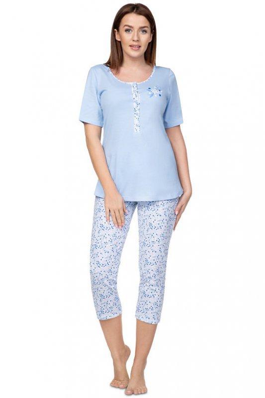 Piżama Regina 944 kr/r 2XL-3XL