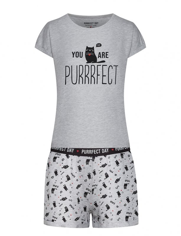 Piżama Henderson Ladies 38902 Timber kr/r S-XL
