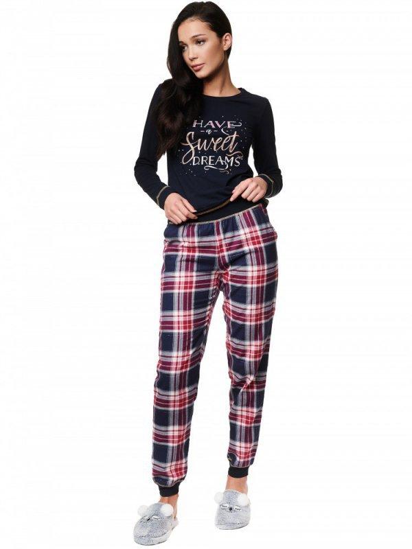 Piżama Henderson Ladies 39220 Zaccai dł/r S-2XL
