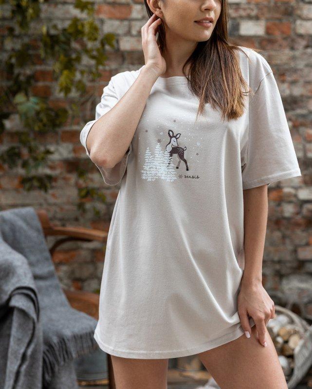 Koszula Sensis Deer kr/r one size