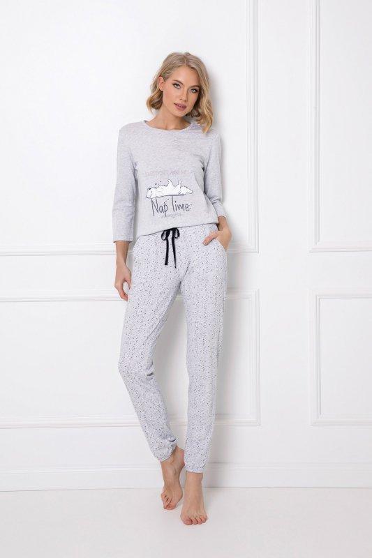 Piżama Aruelle Marthine Long 7/8 XS-2XL