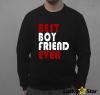Bluza Męska best BOY FRIEND ever