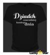Koszulka Męska Dziadek czarodziej każdego dnia